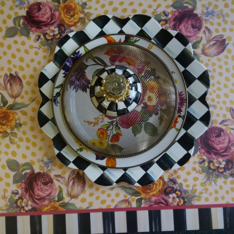 petal platter